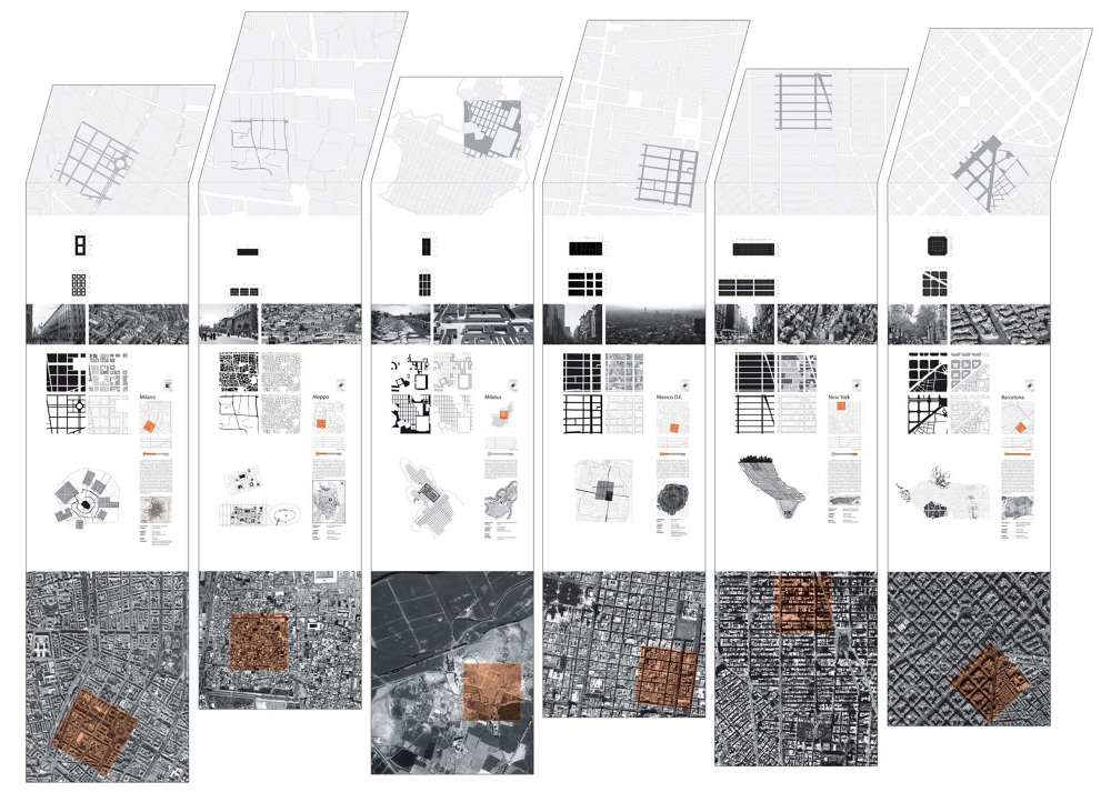 Revisiting Urban Grids City Lab