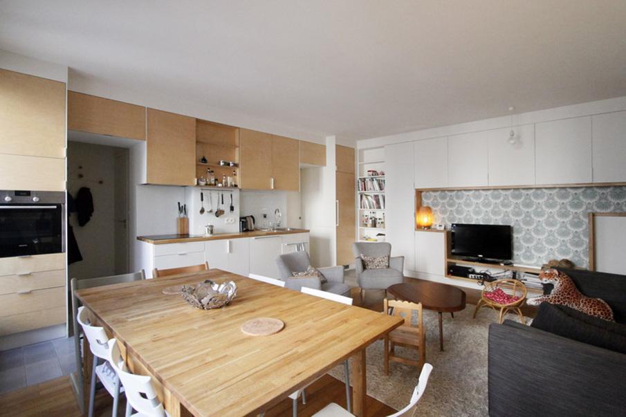 Gentil fant me architecte paris 18 me bardin - Salon de l habitat paris ...