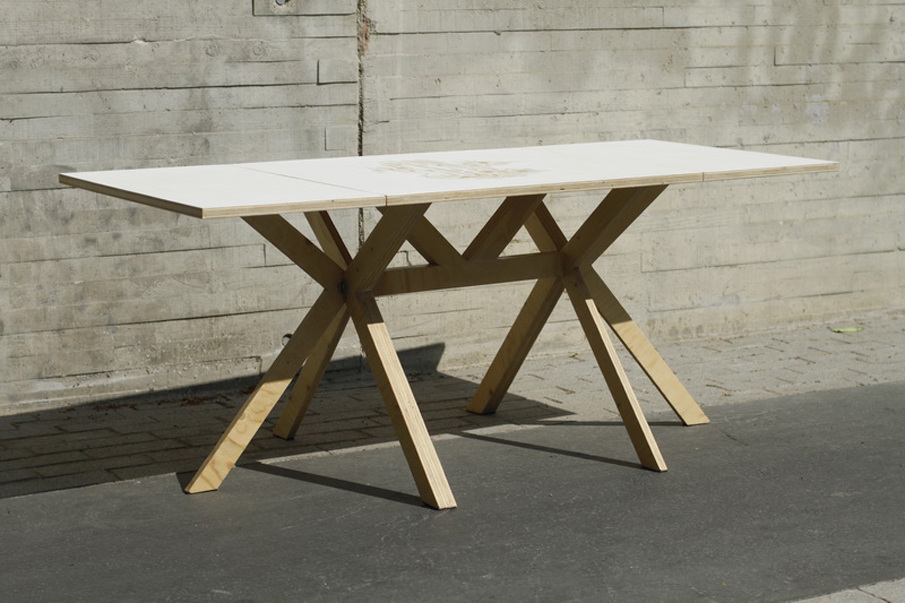 finest table manger dimension x ue x date juillet photo jounet realisation sur demande with. Black Bedroom Furniture Sets. Home Design Ideas
