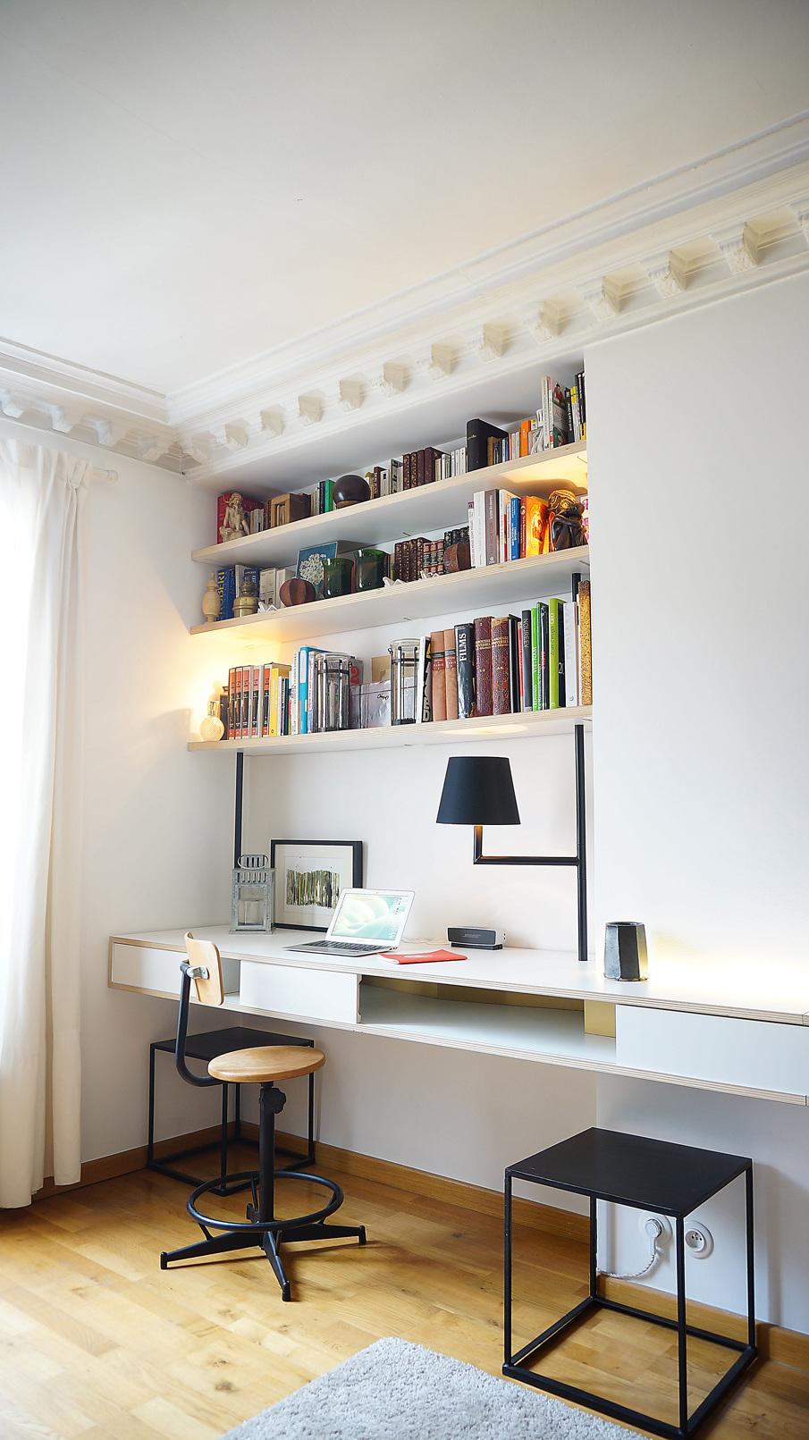 horizon architecte paris 18 me bardin architecte architecture int rieur paris. Black Bedroom Furniture Sets. Home Design Ideas