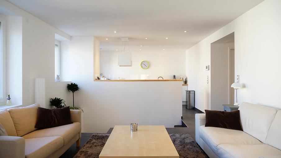 Maison blanche architecte paris 18 me bardin for Architecture de la maison blanche
