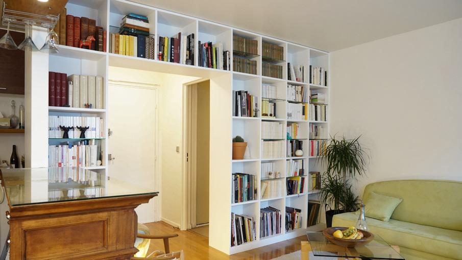 milou architecte paris 18 me bardin architecte architecture int rieur paris. Black Bedroom Furniture Sets. Home Design Ideas