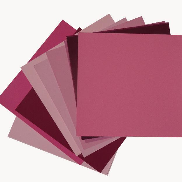 4 nuancier quelle couleur fait il aujourd 39 hui - Nuancier rose poudre ...